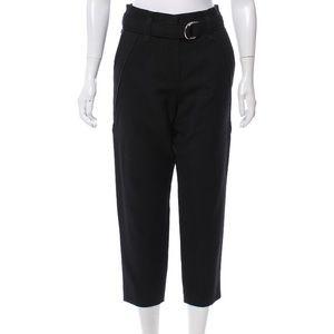 "Iro Paris Black ""Drew"" Trousers size 34"